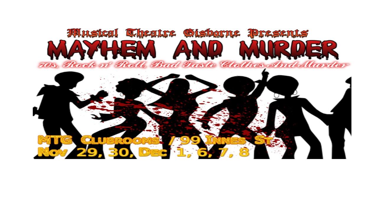 Mayhem and Murder