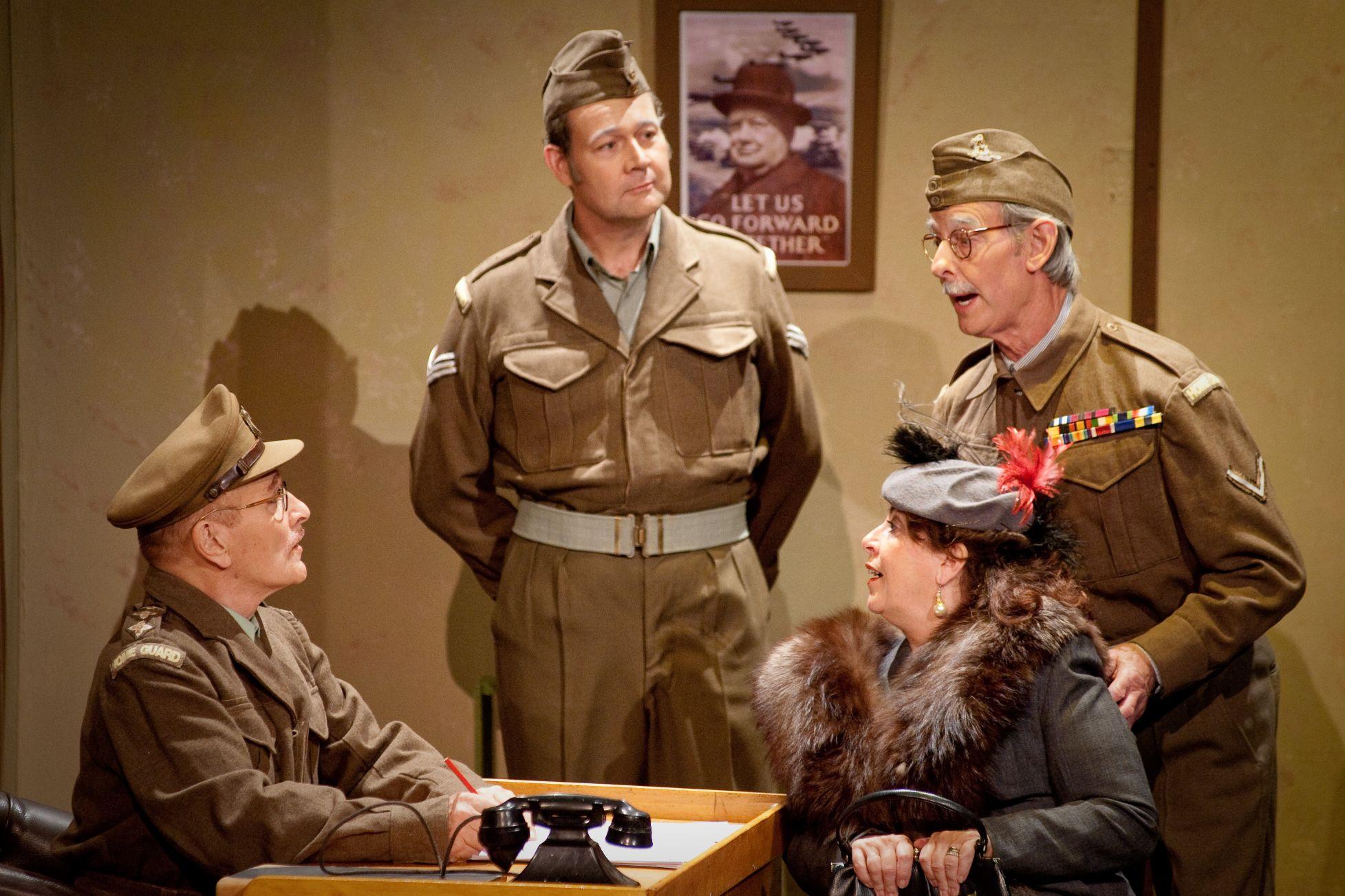 Dad S Army 2012 Musical Theatre Gisborne