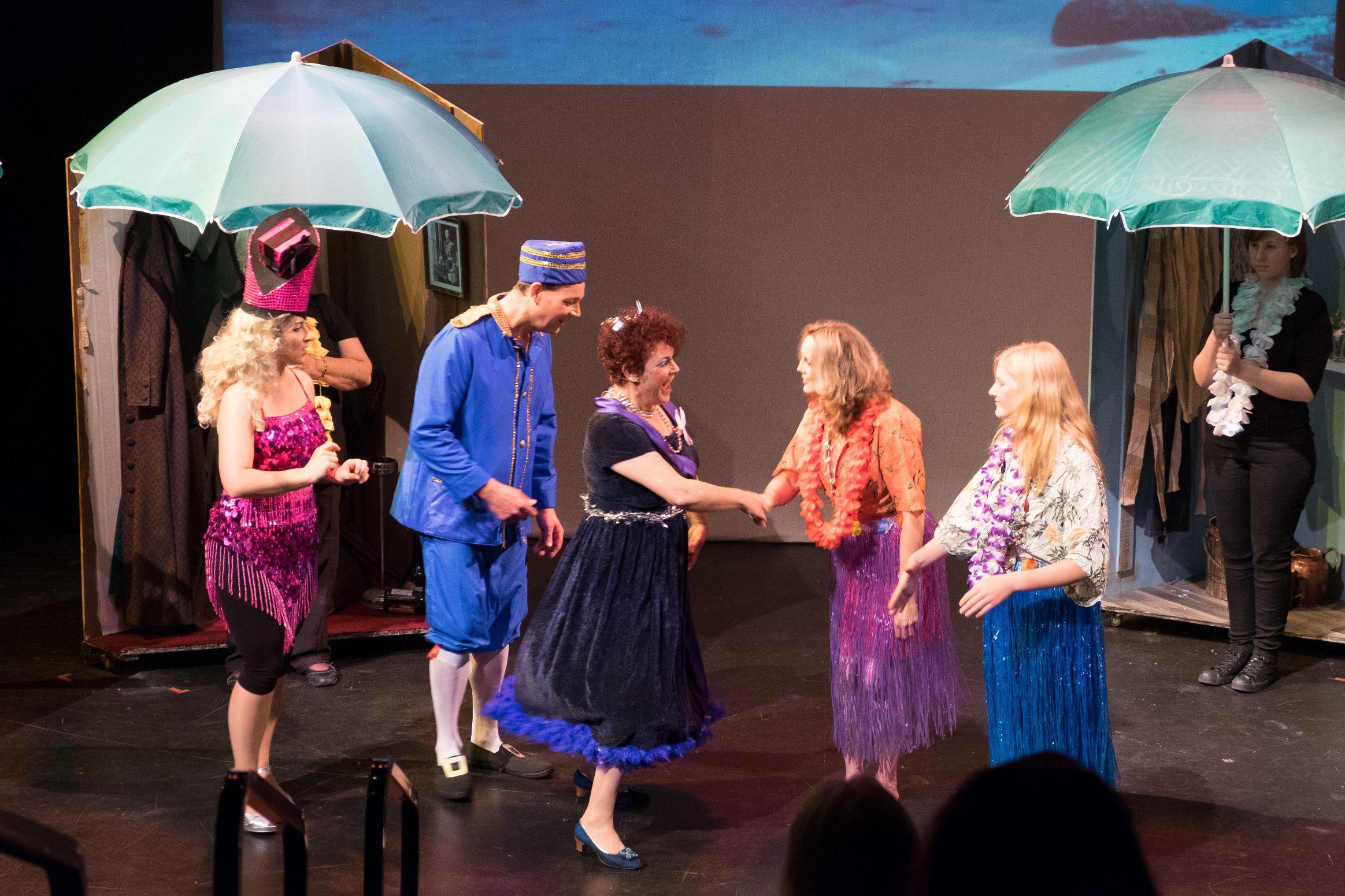 Cinderella 2015 Musical Theatre Gisborne