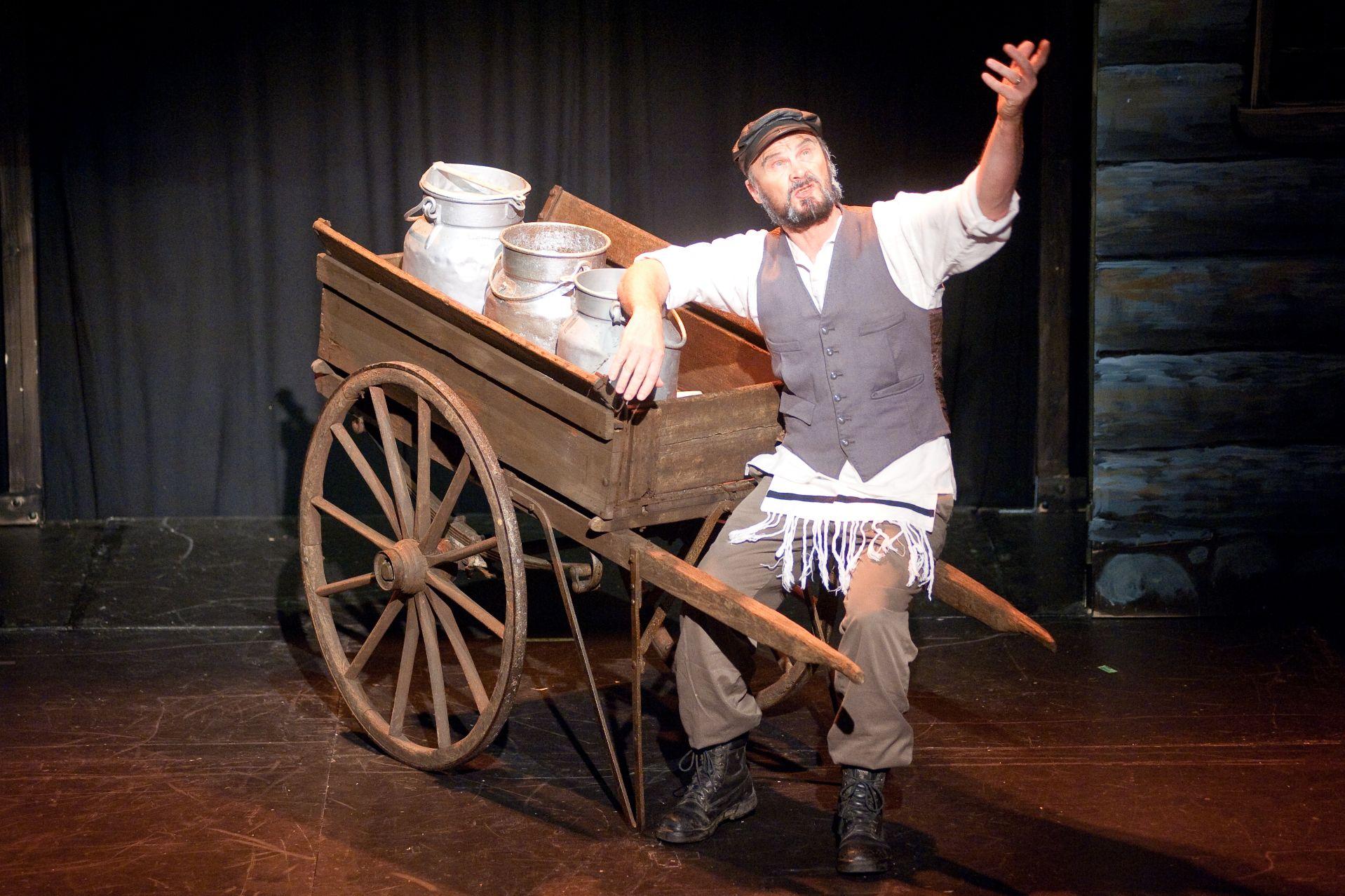 Fiddler On The Roof 2013 Musical Theatre Gisborne